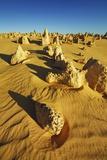Erosion Landscape Pinnacles Photographic Print by Frank Krahmer