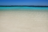 Tropical Lagoon Turquoise Bay Photographic Print by Frank Krahmer