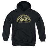 Youth Hoodie: Sun Record Company - Tattered Logo Pullover Hoodie