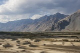 Sand Dunes along Shyok Valley Photographic Print by Guido Cozzi