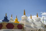 Phyang Monastery Photographic Print by Guido Cozzi