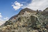 Diskit Monastery Photographic Print by Guido Cozzi