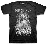 Nidingr - Solstice Shirts