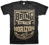 Bring Me The Horizon - Dynamite Shield Tee Camisetas