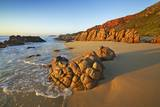 Rocky Coast at Injidup Photographic Print by Frank Krahmer