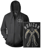 Hoodie: Bring Me The Horizon - Sickle (Front/Back) Hettegenser