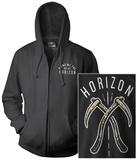 Hoodie: Bring Me The Horizon - Sickle (Front/Back) Pullover Hoodie