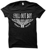 Fallout Boy - Hourglass T-shirts