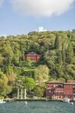 Beautiful Houses along Bosporus Photographic Print by Guido Cozzi
