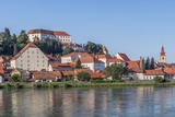 Ptuj Old Town Photographic Print by Rob Tilley