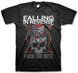Falling In Reverse - F*ck The Rest T-Shirts