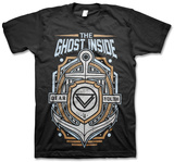 The Ghost Inside - Lost Anchor Tee Shirts