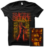 Suicide Silence - Can't Stop Me (Front-Back) Tshirts