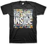 The Ghost Inside - Calibungah Tee T-shirts