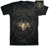 Behemoth - The Satanist Cover (Front-Back) T-shirts