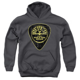 Youth Hoodie: Sun Record Company - Guitar Pick Pullover Hoodie
