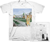 Bad Religion - Suffer Album Cover (Front-Back) T-shirts