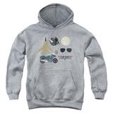 Youth Hoodie: Top Gun - Items Pullover Hoodie