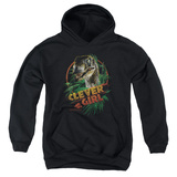 Youth Hoodie: Jurassic Park - Clever Girl Pullover Hoodie