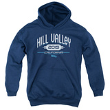 Youth Hoodie: Back To The Future II - Hill Valley 2015 Pullover Hoodie