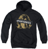 Youth Hoodie: Shameless - Frank Cover Up Pullover Hoodie