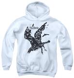 Youth Hoodie: Birds - Title Pullover Hoodie