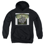 Youth Hoodie: Iron Giant - Helping Hand Pullover Hoodie