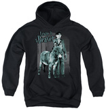 Youth Hoodie: Leave It To Beaver - Up To Something Pullover Hoodie