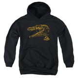 Youth Hoodie: Jurassic Park - Spino Mount Pullover Hoodie