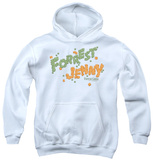 Youth Hoodie: Forrest Gump - Peas And Carrots Pullover Hoodie