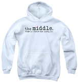 Youth Hoodie: The Middle - Logo Pullover Hoodie