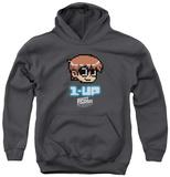 Youth Hoodie: Scott Pilgrim - 1 Up Pullover Hoodie