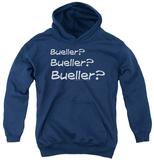 Youth Hoodie: Ferris Bueller - Bueller Pullover Hoodie