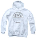 Youth Hoodie: Sun Records - Crusty Logo Pullover Hoodie