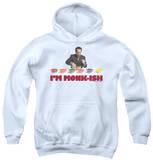 Youth Hoodie: Monk - I'm Monk Ish Pullover Hoodie