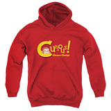 Youth Hoodie: Curious George - Curious Pullover Hoodie