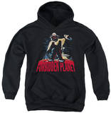 Youth Hoodie: Forbidden Planet - Robby And Woman Pullover Hoodie