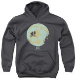 Youth Hoodie: ET - In The Moon Pullover Hoodie