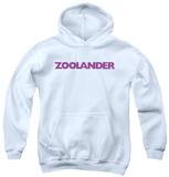 Youth Hoodie: Zoolander - Logo Pullover Hoodie