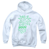 Youth Hoodie: Psych - Pineapple Pullover Hoodie