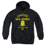 Youth Hoodie: Bad News Bears - Chico's Bail Bonds Pullover Hoodie