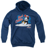 Youth Hoodie: Chilly Willy - Just Chillin Pullover Hoodie