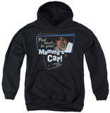 Youth Hoodie: American Grafitti - Mamma's Car Pullover Hoodie