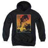 Youth Hoodie: Gone With The Wind - Greatest Romance Pullover Hoodie