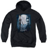 Youth Hoodie: Corpse Bride - Poster Pullover Hoodie