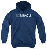 Youth Hoodie: Big Miracle - Logo Pullover Hoodie