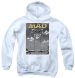 Youth Hoodie: Mad - Swinger Pullover Hoodie