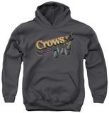 Youth Hoodie: Tootise Roll - Crows Pullover Hoodie
