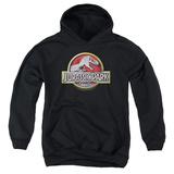 Youth Hoodie: Jurassic Park - Logo Pullover Hoodie
