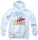 Youth Hoodie: Blue Crush - 3 Boards Pullover Hoodie